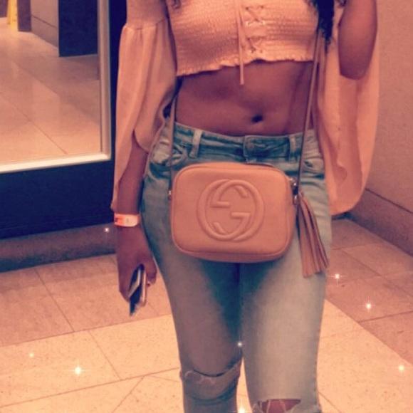 Gucci Handbags - Gucci Soho disco bag (AUTHENTIC)